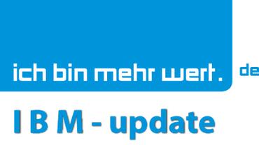 IBM-Newsletter von Ich bin mehr wert.
