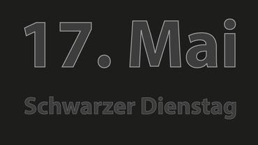 Schwarzer Dienstag bei IBM am 17. Mai in Ehningen.