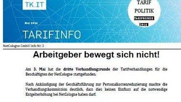 Tarifinfo 3 NetCologne - Teaser