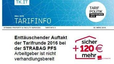 Tarifinfo 3 STRABAG PFS - Teaser