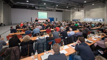 Tarifpolitische Konferenz BuFB 9, Fulda 4.2.2016