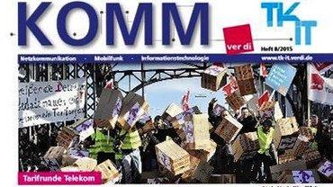 KOMM 08/2015 - Teaser