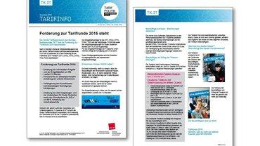 Tarifinfo Forderung Telekom 2016