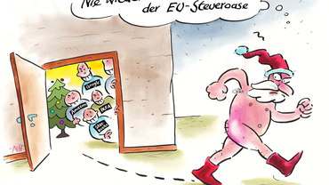 EU: Steueroase für Konzerne