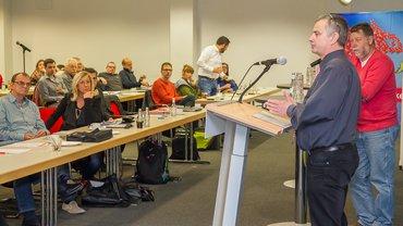 Tag der Mitgliederpolitik 2015