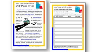 Flugblatt Multi-Shared-Service 10-15