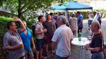 Sommerfest Bezirksfachbereich Duisburg-Niederrhein