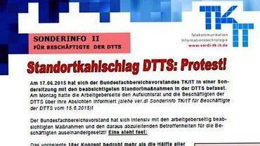 sonderinfo 2 dtts standorte - Teaser