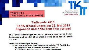 Tarifinfo Telekom Training GmbH - Teaser