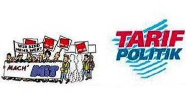 Tarifpolitik - Mach mit