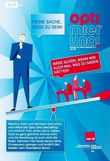 Flyer OPta Data - Titelseite