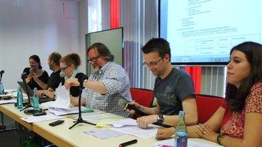 """BzFB-Konferenz Düsseldorf 2014 - der """"Quertisch"""""""