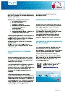 Tarifinfo 2 STRABAG FS - Seite 2