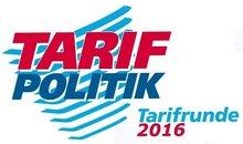 Logo Tarifrunde 2016