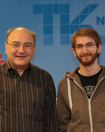 Reiner Ginko und Ingo Wiertz