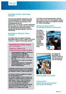 Tarifinfo Forderung Telekom 2016 - Seite 2