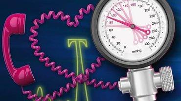 Blutdruck - Belastung - Telekom