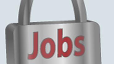 Vorhängeschloss für die Arbeitsplätze