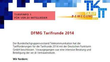 Tarifinfo DFMG 1 - Kopf