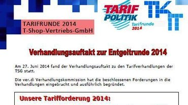 Tarifinfo Nr 2 TSG 2014 - Kopf