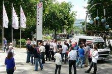 Aktionstag Bielefeld Philipp-Resi-Platz