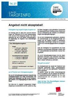 Tarifinfo Telekom 2016 Nr 9