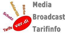 Logo Tarifrunde Media Broadcast 2015