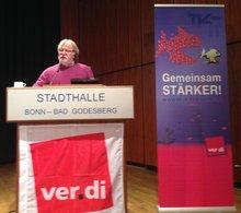 Manfred Kuntze in der Regionalkonferenz am 13.05.2014
