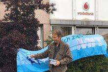 Aktionstag vodafone Kabel Deutschland Bonn
