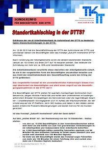 Info Standorte DTTS