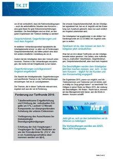 Tarifinfo 5 - Seite 2