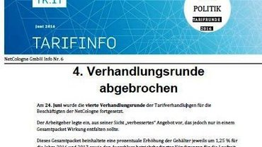 Tarifino 6 NetCologne - Teaser