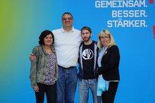 Mitglieder aus NRW im neuen Bundesfachgruppenvortand Telekommunikation