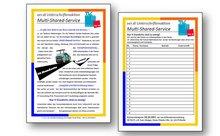 Flugblatt Multi-Shared-Service 10-15