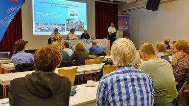 Regionalkonferenz zur Tarifrunde T-Systems, Düsseldorf 27.06.2016
