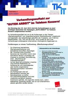 Tarifinfo 5 Gute Arbeit Telekom - Seite 1