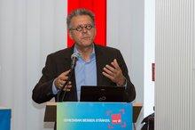 Michael Halberstadt, Leiter Bereich Tarifpolitik