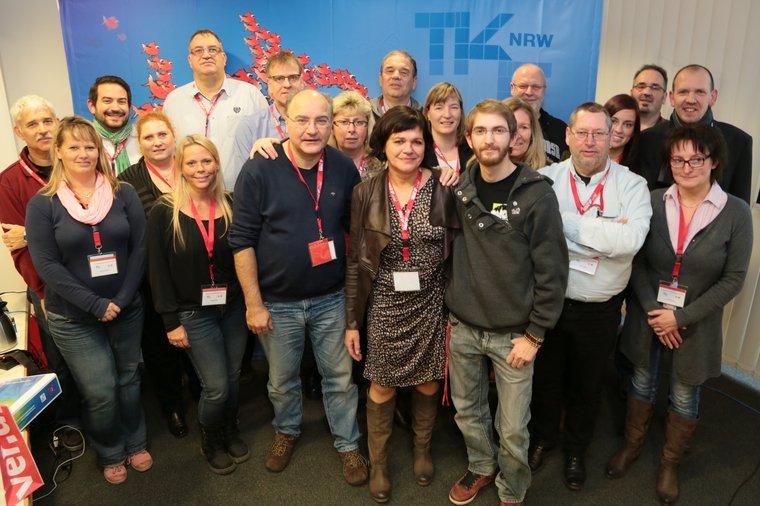 Landesfachgruppenvorstand TK NRW