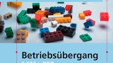Broschüre Betriebsübergang nach § 613a BGB - Teaser
