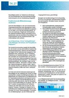 """Erstinfo Umbau Telekom Deutschland-Segment """"Einfach anders"""" - Seite 5 von 5"""