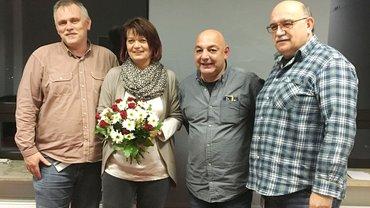 René Hoffmann, Martina Uhlenbrok, Michael Kunz, Karl-Heinz Redder