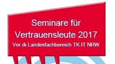 Seminarprogramm 2017 VL - Teaser