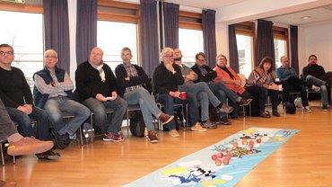 Workshop ver.di in der künftigen DTSG in NRW, Düsseldorf 1.12.2016