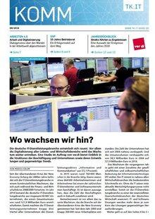 komm 08/2016 - Titelblatt
