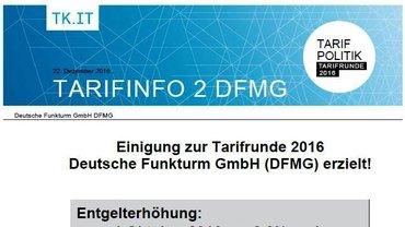 Tarifinfo 2 DFMG - Teaser
