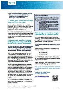 Tarifinfo 1 - Harmonisierung Entgeltsysteme Telekom-Konzern - Seite 2 von 2