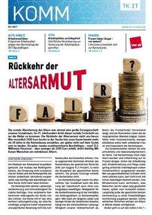 komm 01/2017 - Titelblatt