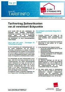 Tarifinfo STRABAG PFS - Zeitwertkon