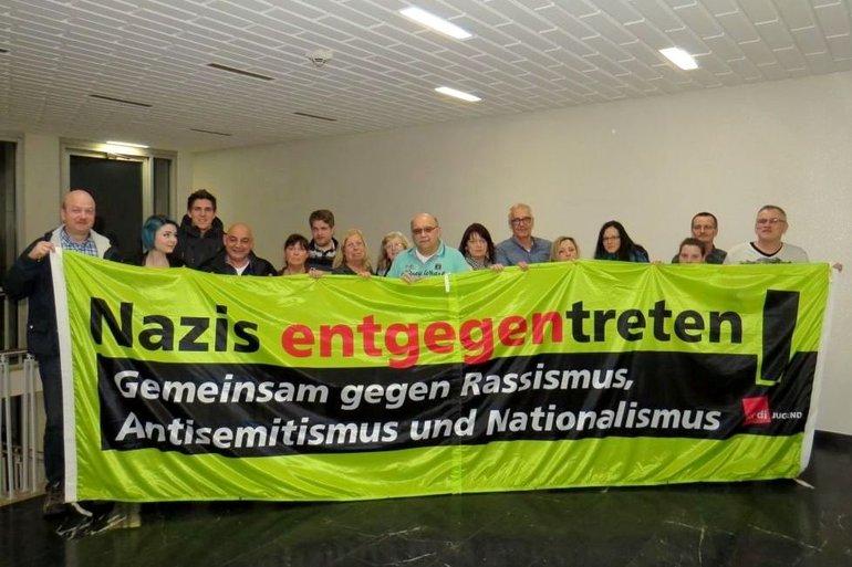 Mitgliederversammlung DTKS RE - Nazis entgegentreten