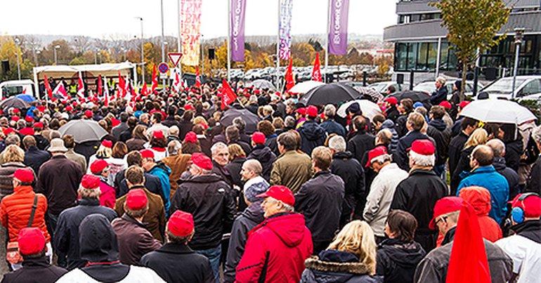 IBM - Aktionstag 10.11.2014 in Ehningen
